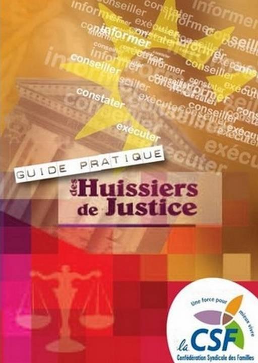 formation a distance huissier de justice
