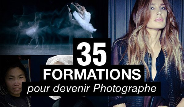 formation a distance photographie