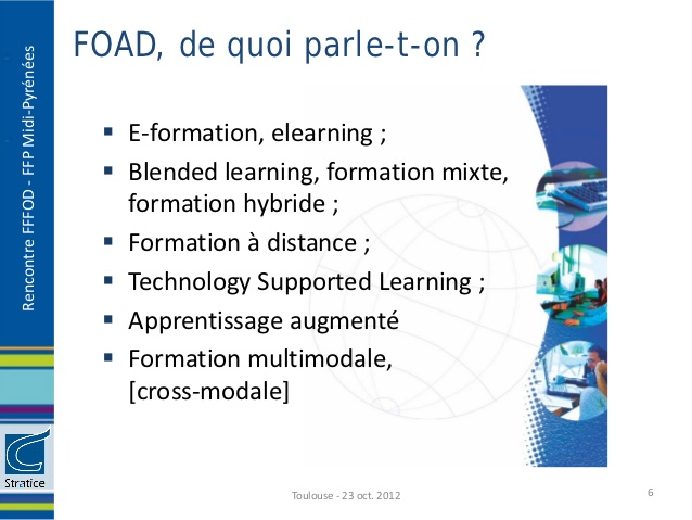 formation a distance toulouse