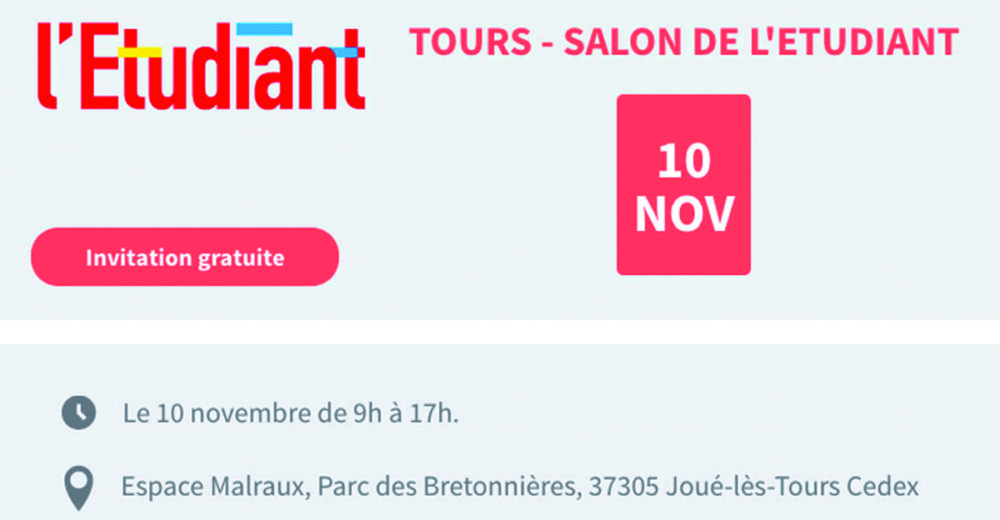 formation a distance tours