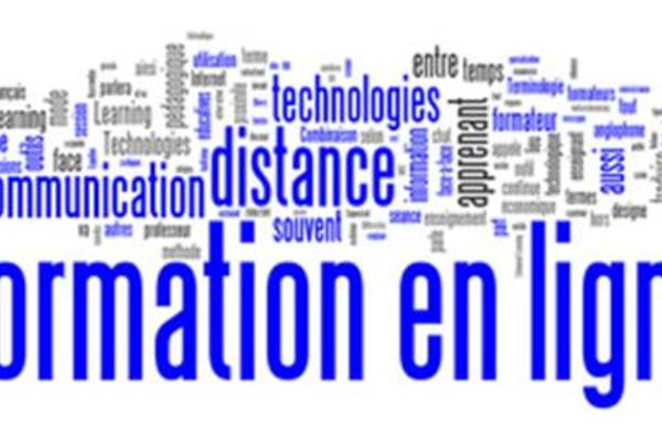 formation a distance traduction