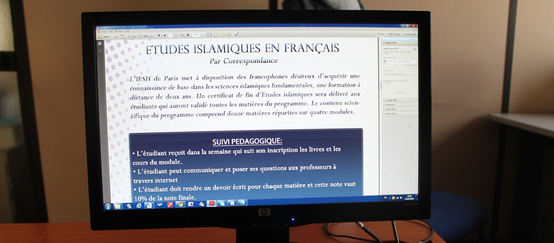 formation a distance universite paris