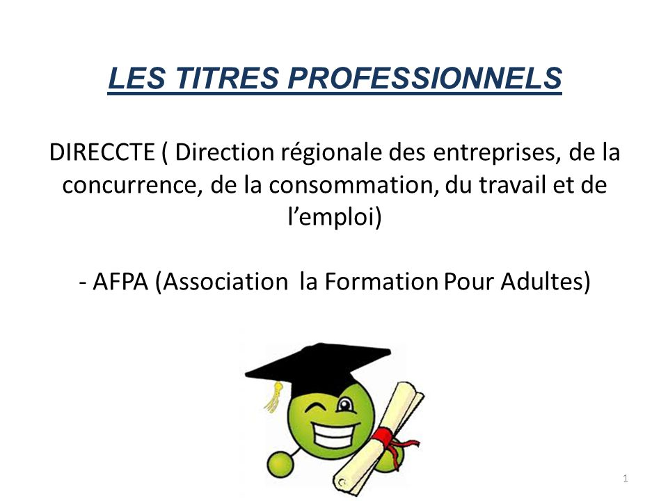 formation adulte afpa