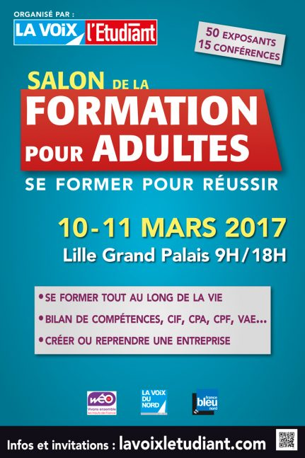 formation adulte arras