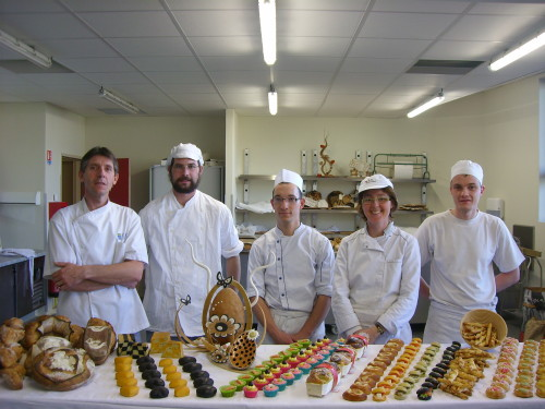 formation adulte boulangerie