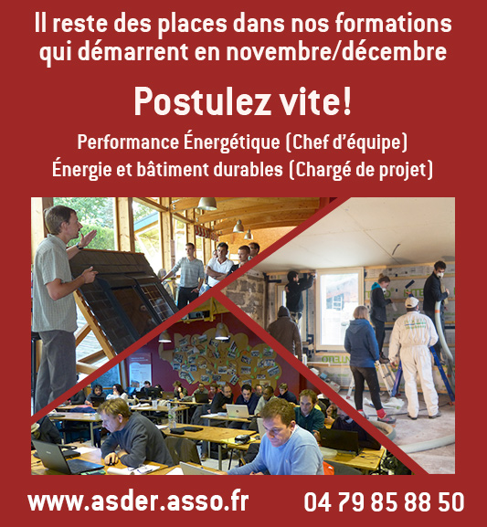 formation adulte energie renouvelable