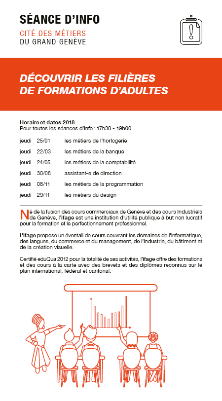 formation adulte geneve