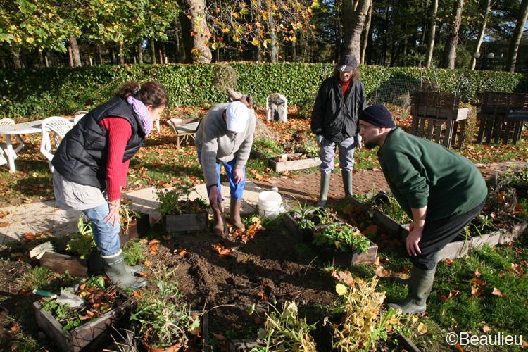 formation adulte jardinier bio