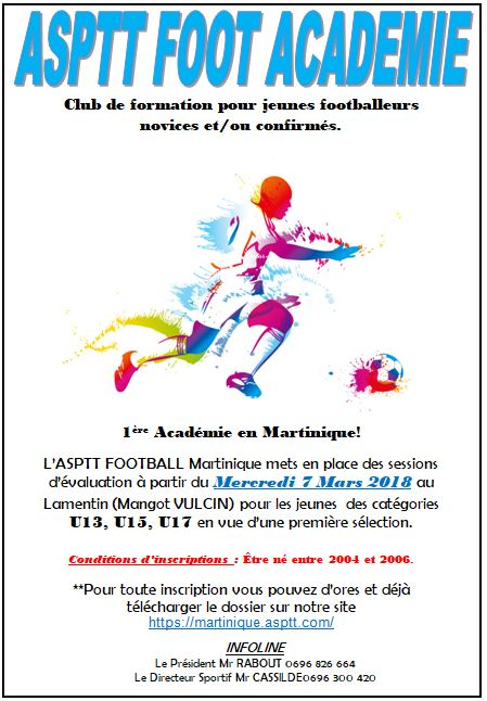 formation adulte martinique 2018