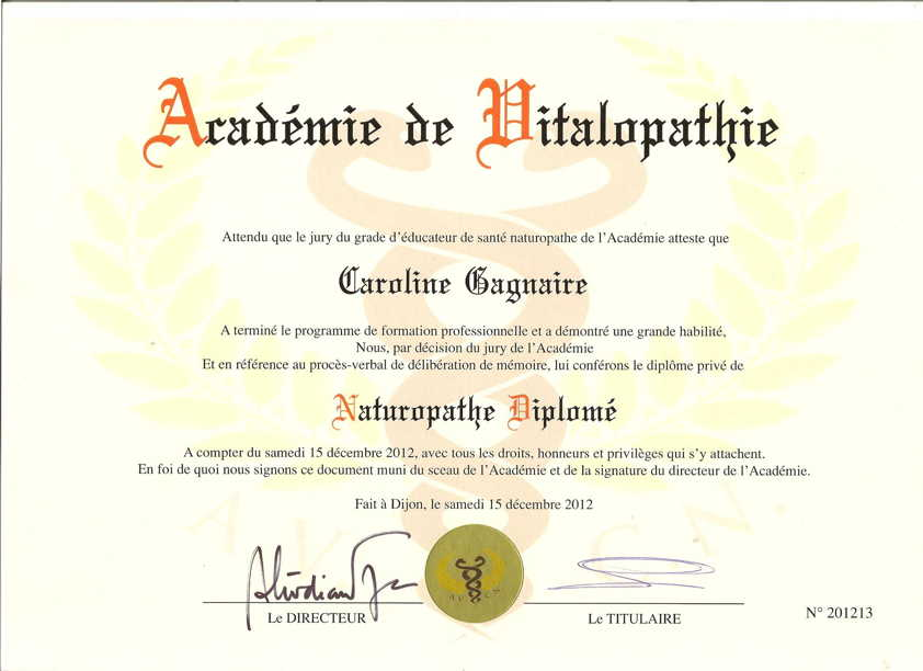formation adulte naturopathe