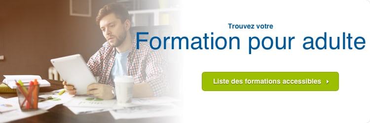 formation adulte rapide