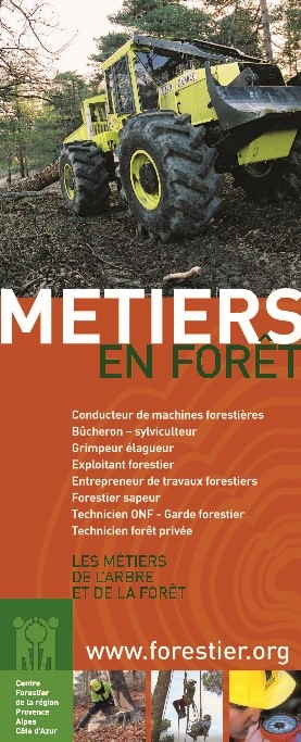 formation adulte technicien forestier