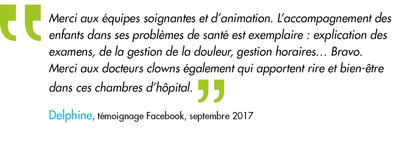 formation continue a l'hopital