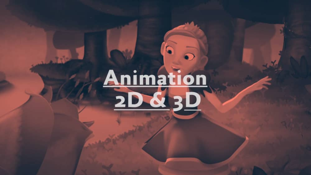 formation continue animation 3d