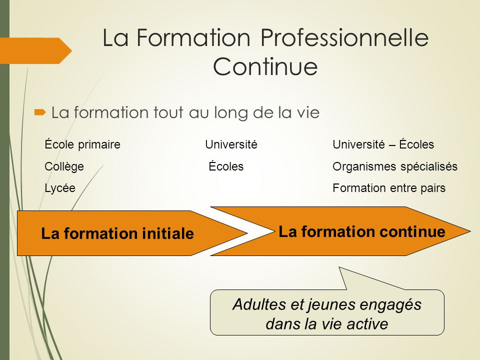 formation continue biologie