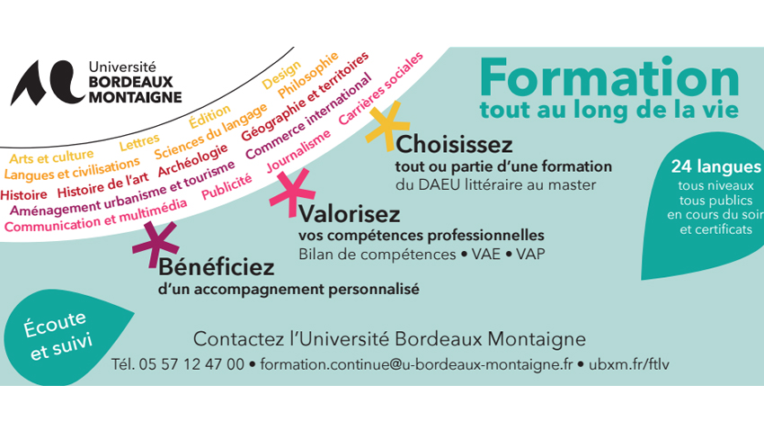 formation continue langues