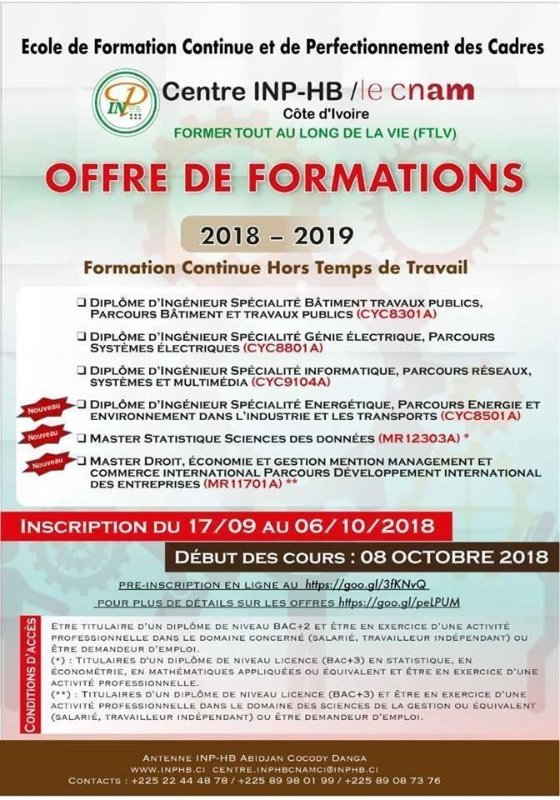 formation continue master droit