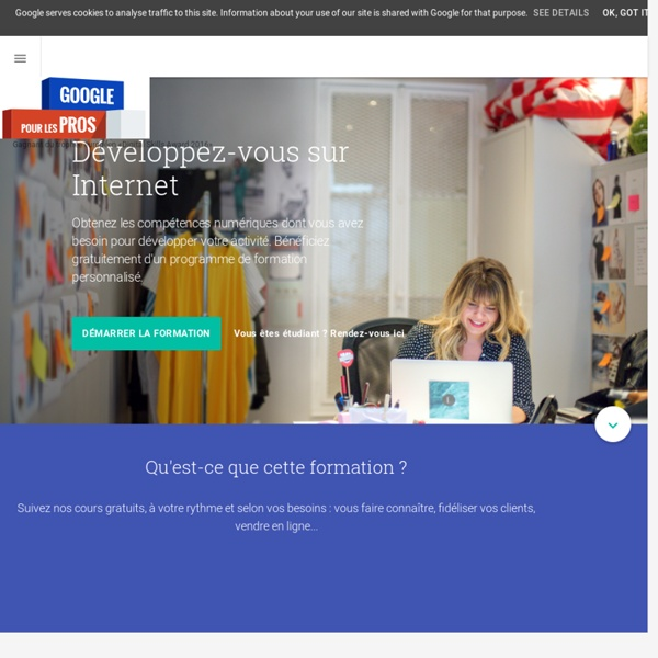formation en ligne gratuite marketing