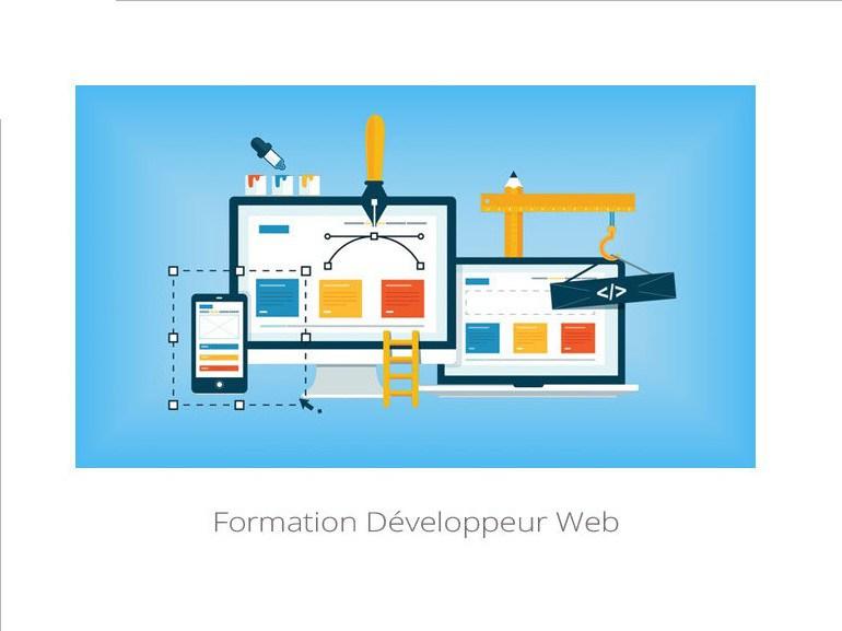formation en ligne developpeur web