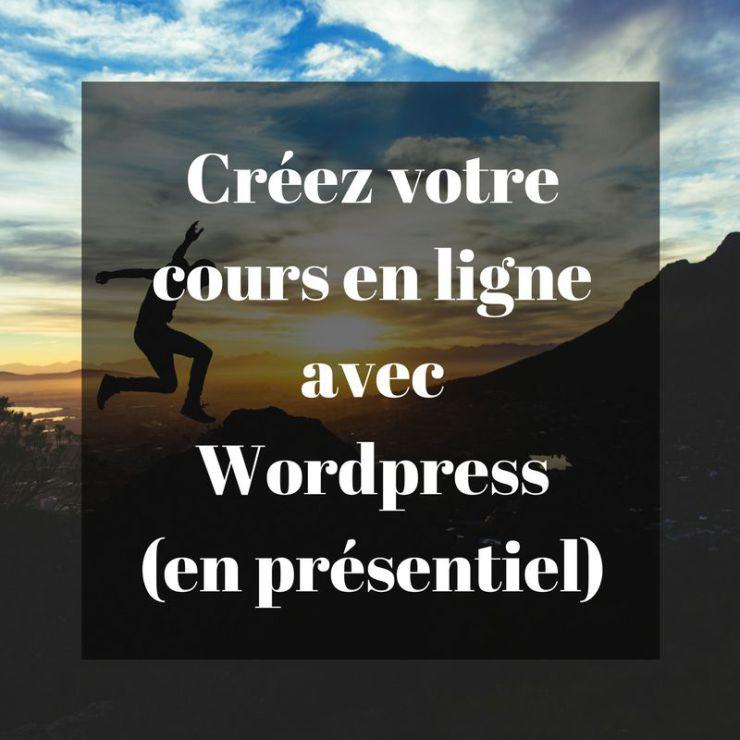 formation en ligne wordpress